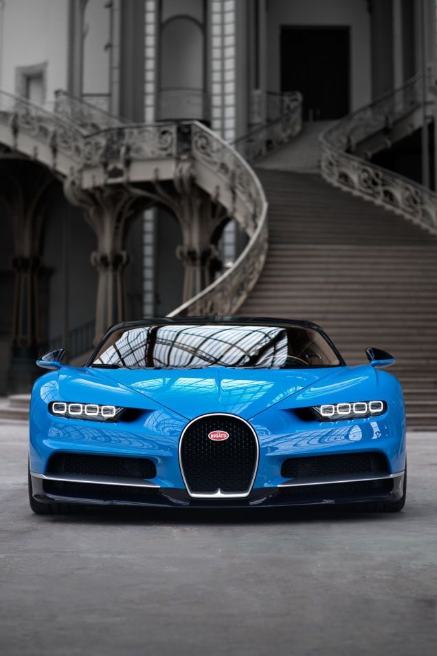 5 Mind Blowing Facts About The Bugatti Chiron One Of The Fastest
