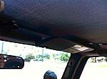 DIY Jeep sunscreen top. Thanks to this forum I have affordable shade! Thanks jrhouse24! Click image for larger version.  Name:photo(6).jpg Views:1797 Size:82.6 KB ID:180464