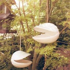 eclectic bird feeders by Unurth