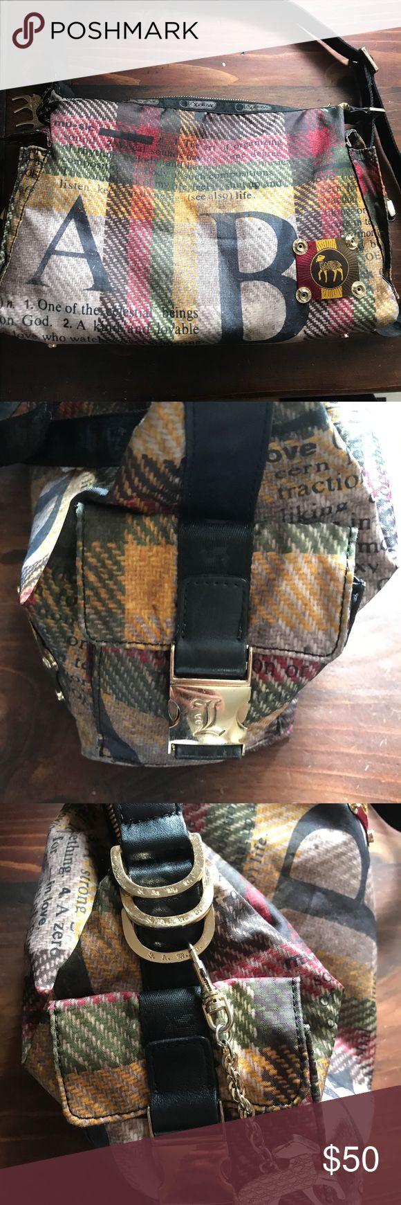 L.A.M.B lamb handbag Lesportsac lamb bag EXCELLENT condition L.A.M.B. Bags Crossbody Bags