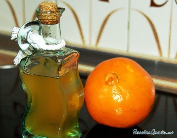 Lícor de naranja