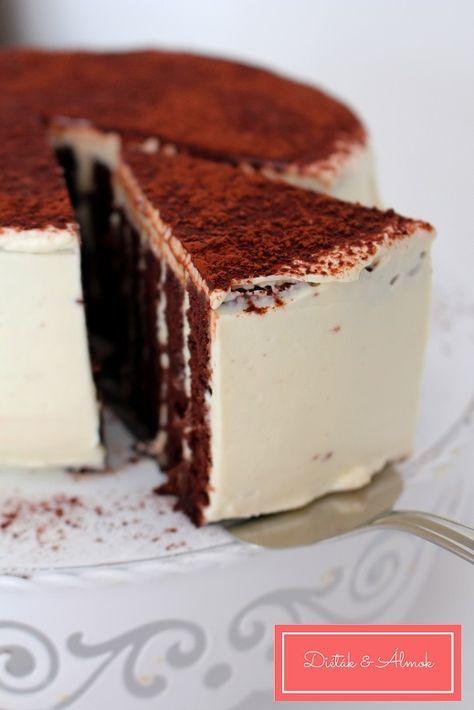 Hamis tiramisu torta liszt nélkül - Diéták & Álmok - szénhidrát diéta