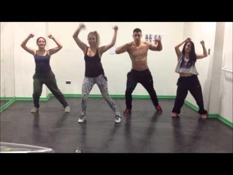 Travesura - Zumba® Fitness - Romy Sibel CHILE - YouTube
