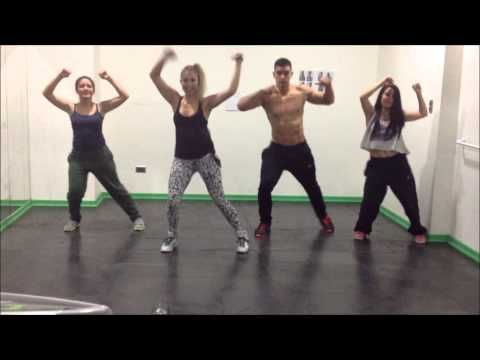Travesura - Zumba® Fitness - Romy Sibel CHILE - YouTube