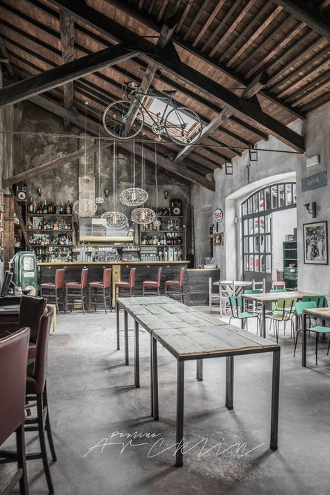 3324 best Vintage \ Industrial images on Pinterest Home ideas - offene k che restaurant