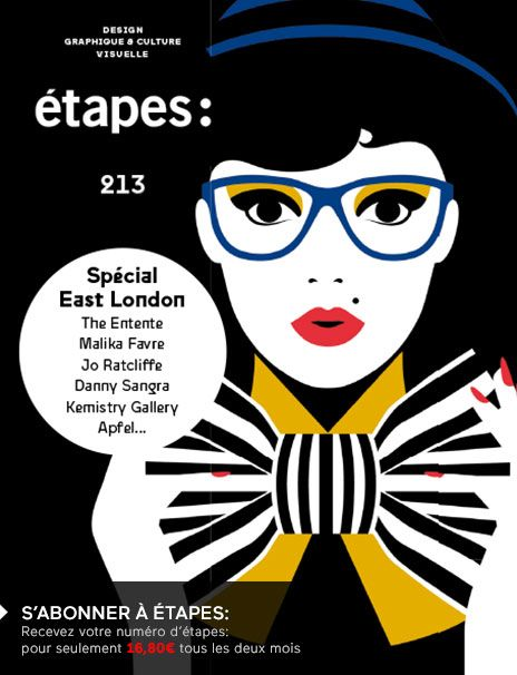 Influencia - BLOG-IN / DAILY - Etapes sort un spécial East London, l'empire du design