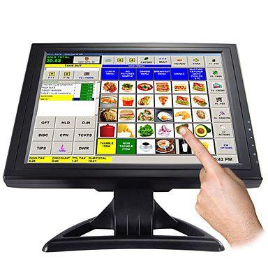 Écran tactile 15 pouces LCD VGA (hv22) – EUR € 164.99