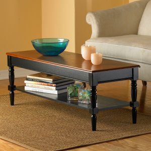 Convenience Concepts French Country Coffee Table - Coffee Tables at Hayneedle
