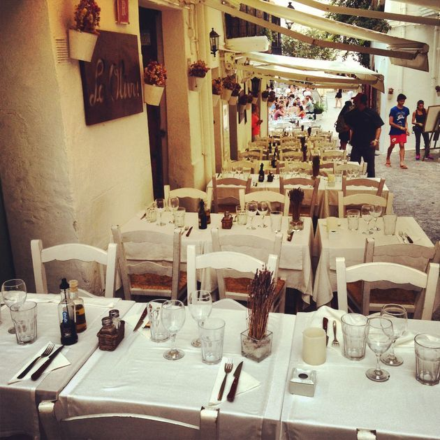 Restaurant tips ibiza