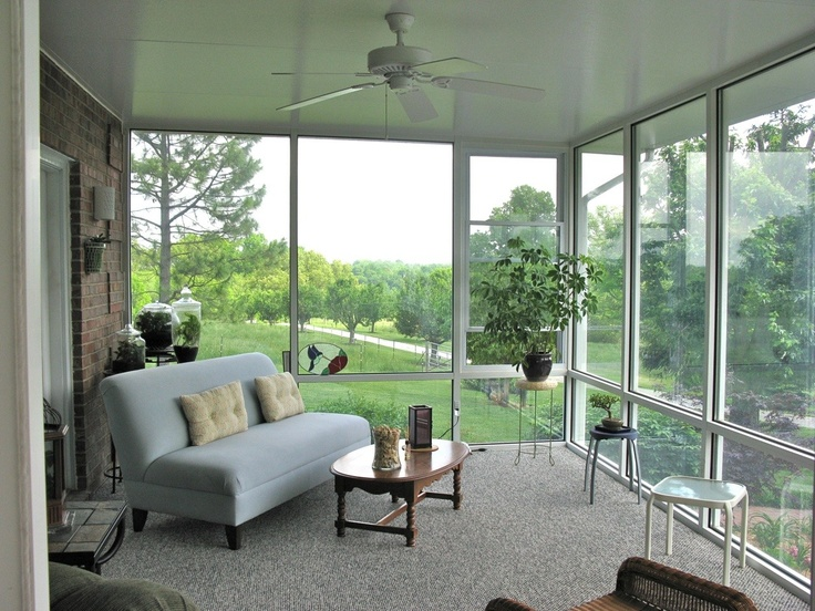 Elegant Diy Sunroom Ideas