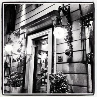 El Café de Oriente. Madrid.