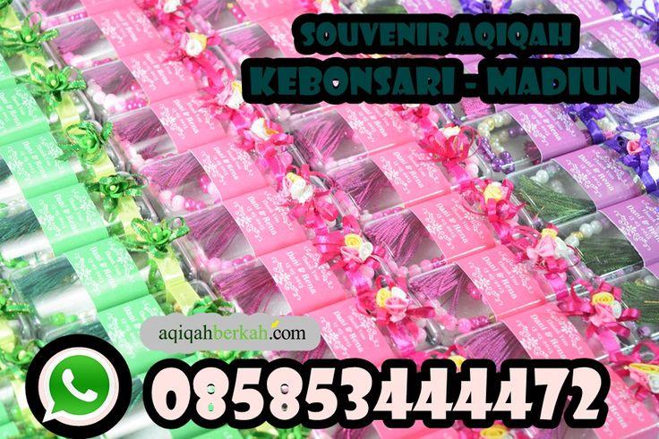 Sedia Souvenir Aqiqah Kebonsari Madiun 085853444472