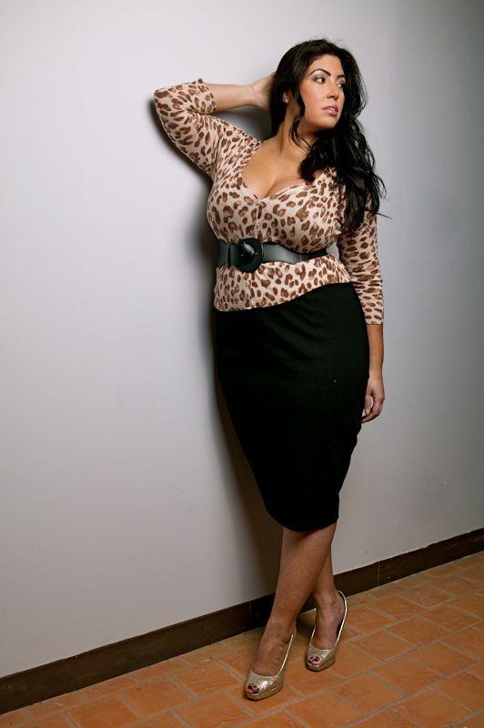 4662 Best More Bbw Plus Size Images On Pinterest Lace