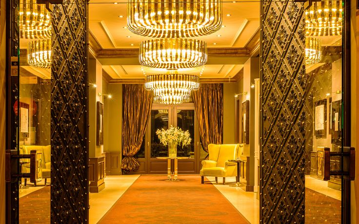 Unique lamps, coffee tables and chandelier collection designed by Richard Zachar. Phicture Studio Art Hotel Le Palais Prague  #chandelier #lights #brass #zachar #architecture #graphics #Phicture