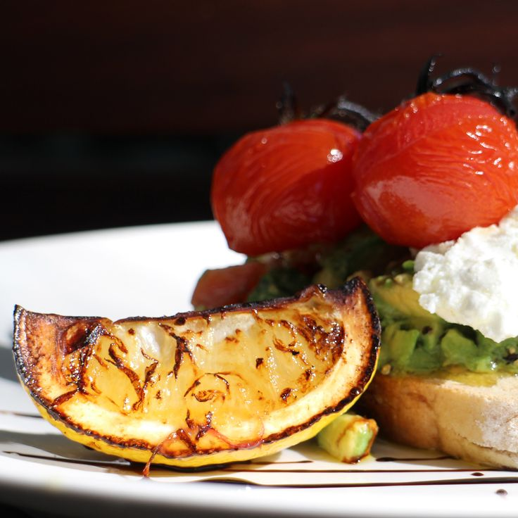 Avocado Toast...a perfect way to kick off the morning!!!