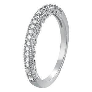 vintage wedding band #Diamonds #Jewelry #Delco