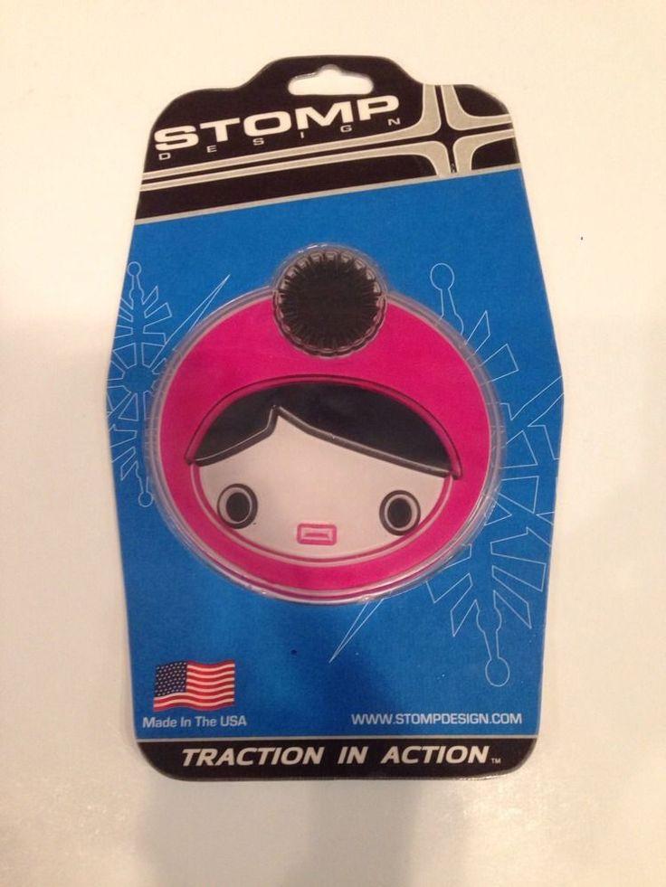 snowboard stomp pad Pom Pom Gogo Girls