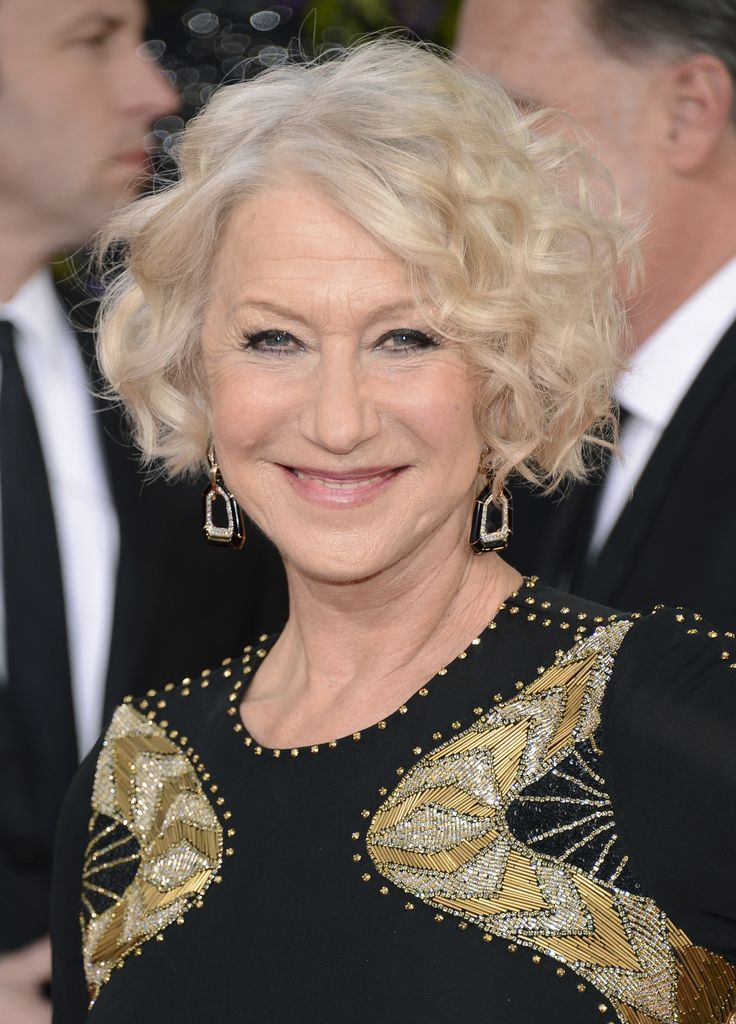 At 72, Helen Mirren Proves That Age Is Just a Number Photos | W Magazine