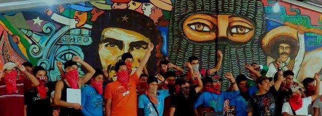 32 Aniversario del Ejército Zapatista de Liberación Nacional: 17 de Noviembre 1983- 2015