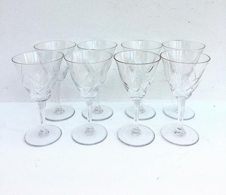 Vintage French crystal liquor glasses Mid Century #bar #barglasses #liquor #liquorglasses #crystalvintage #barista #baristalife #bartender #bartenderslife #bartendertools #vintagebar #midcentury #etsy #etsyfinds #etsyhunters #drinks #drinking
