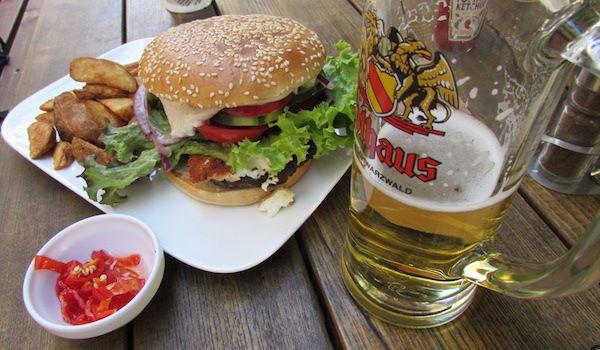 Burger's & Co: DOM DOM DOM DOOOOOM Konstanz (Konstanz, Germany)