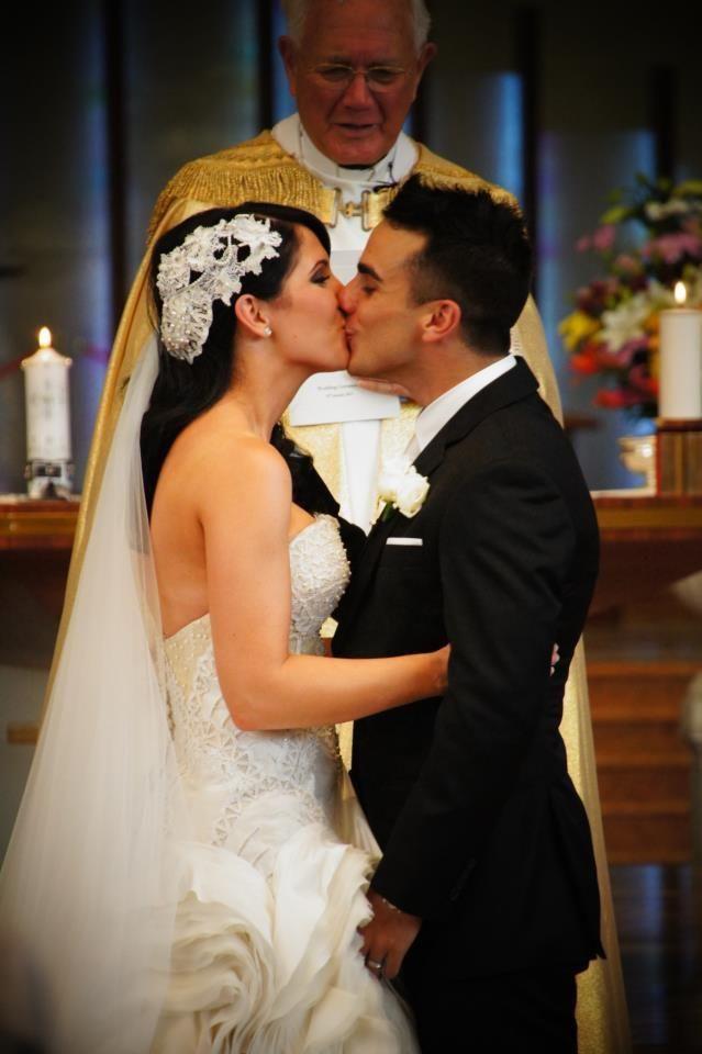 M R & M R S  Laura & Anthony's Wedding  #stephaudino #SABride