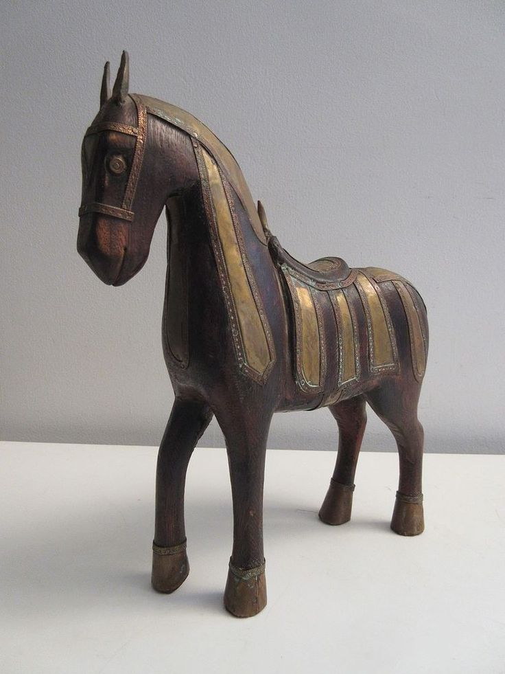 Brand new 67 best Wood Brass Horse- What are they really? images on  UL61