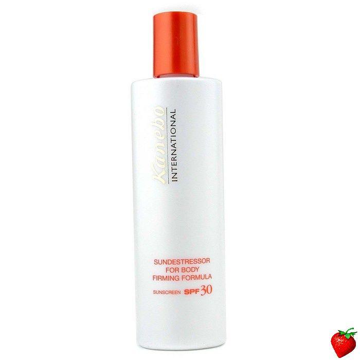 Kanebo Sundestressor For Body SPF 30 125ml/4.2oz #Kanebo #Skincare #SummerSpecials #Summer #Beach #Beauty #HotPick #FREEShipping #StrawberryNET