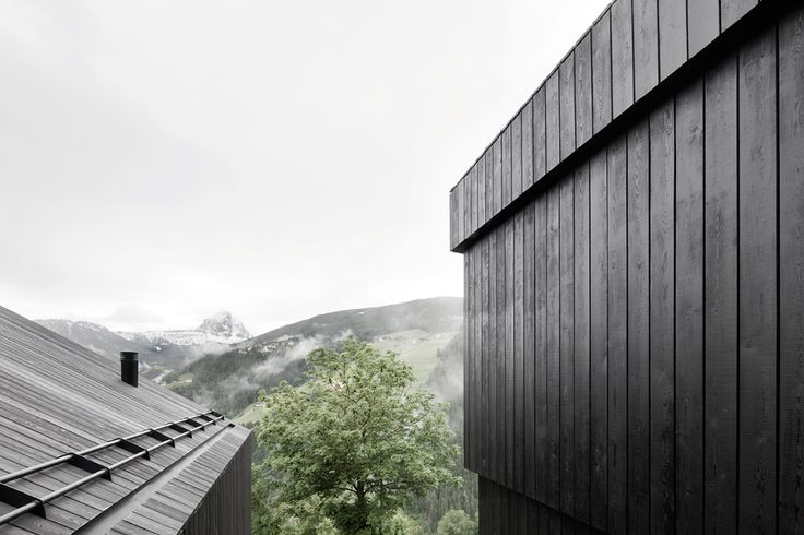 Wohnhaus Pliscia 13 / Pedevilla Architekten – nowoczesna STODOŁA | najlepsze PROJEKTY