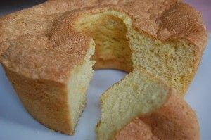 Sponge Cake (Pão de Ló) - Easy Portuguese Recipes