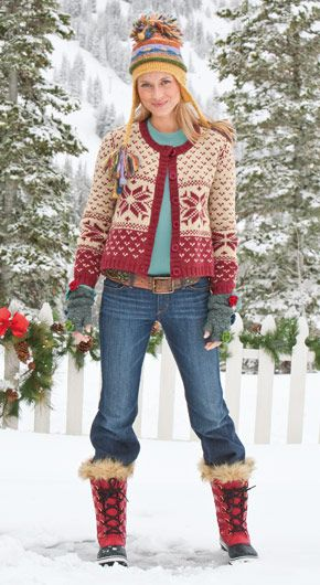 Love these boots! Sundance Catalog