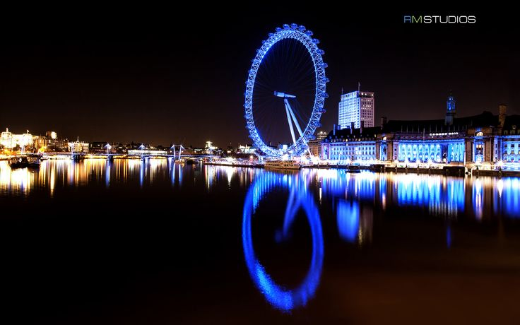 London Eye River Thames HD & Widescreen Travel & World Wallpaper from the above resolutions.
