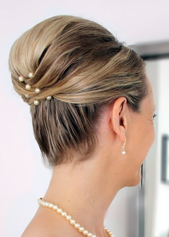 Above told audrey hepburn french twist hairstyle thought