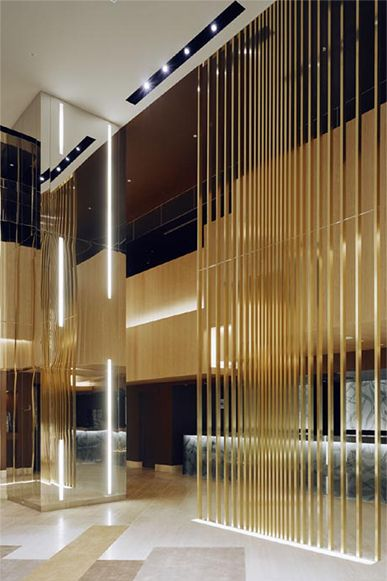 Ana Crowne Plaza Osaka By Designed By Curiosity Interior