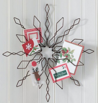 154 best Christmas - Card Display images on Pinterest | Christmas ...