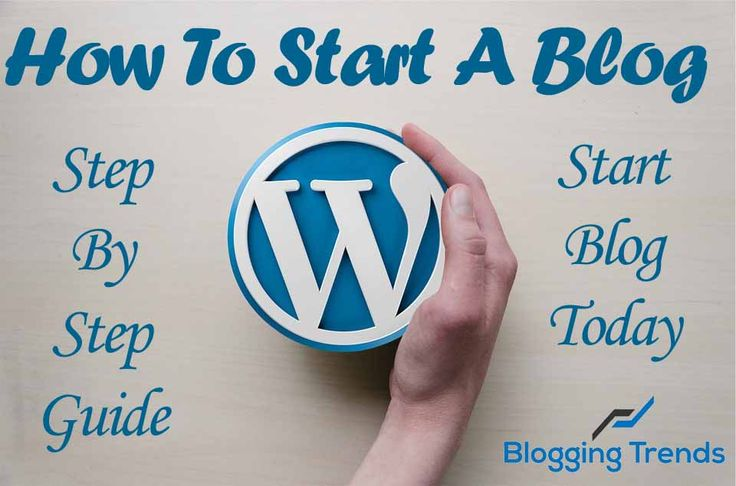 How To Start A Blog – Beginner's Guide Step By Step