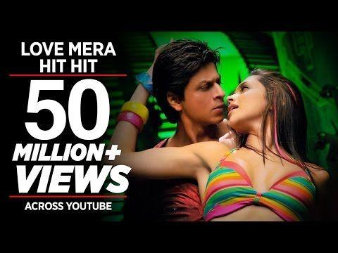 """(26) """"Love Mera Hit Hit"""" Film Billu   Shahrukh Khan, Deepika Padukone - YouTube"""