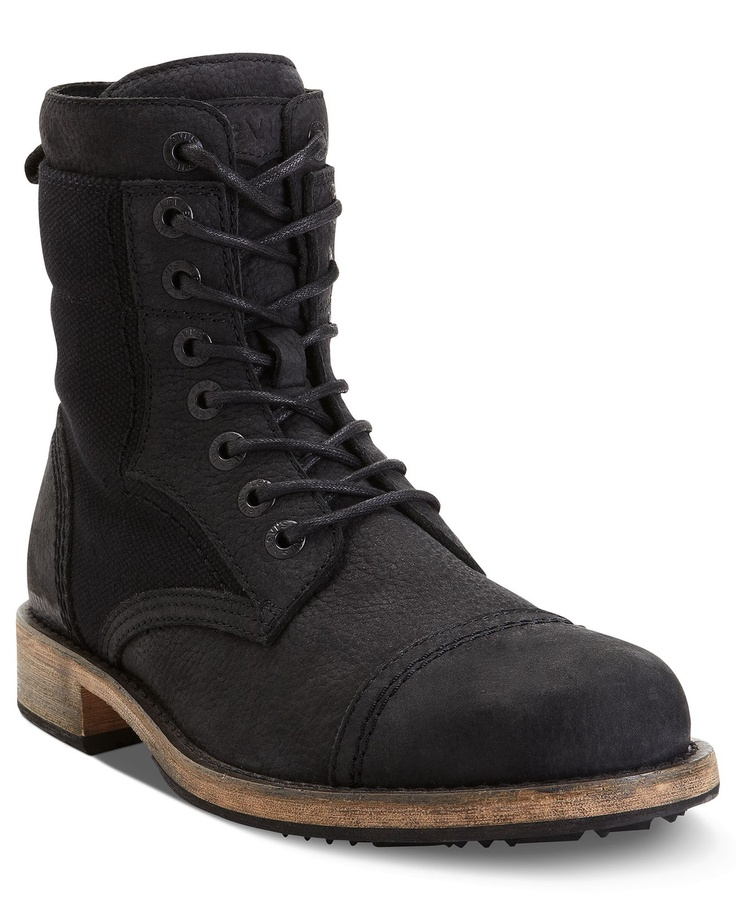 Urban Classics Winter Boots, Botas Chukka para Hombre, Marrón (Brown/Darkbrown 781), 44 EU