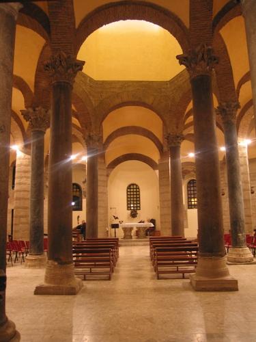 Benevento, Italy.  http://www.worldheritagesite.org/sites/longobards.html