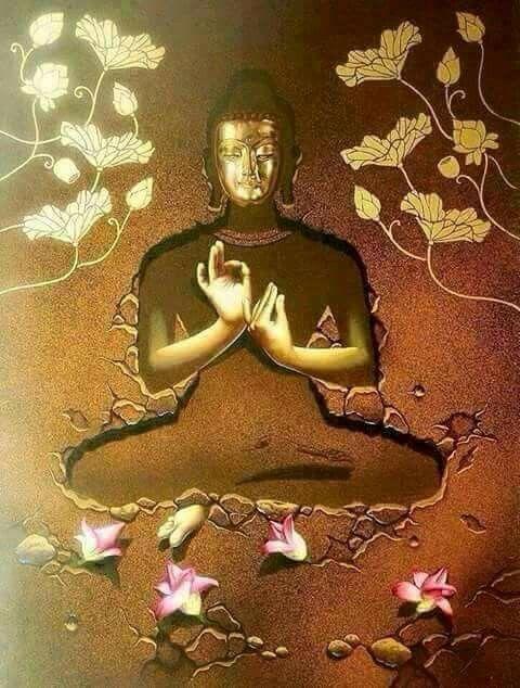 Extrêmement Les 169 meilleures images du tableau bouddha citation sur  KV92
