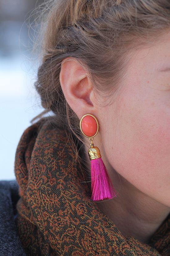 SchwesterSchwester-Ohrringe