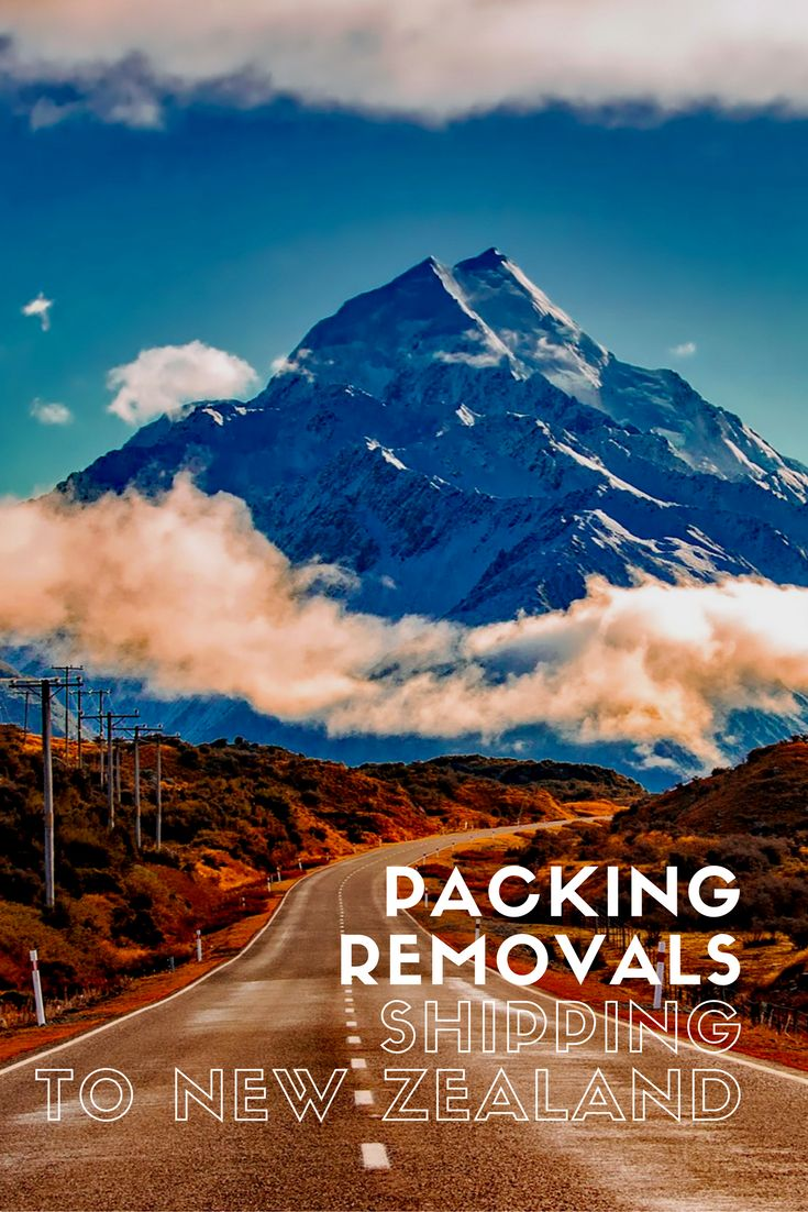 Packing, Removals and Shipping to New Zealand  MoveList will put you in touch with up to four reputable shippers. Once you've filled out the form above, they will contact you in the next few days to find out more about your plans and arrange to give you an accurate quote.