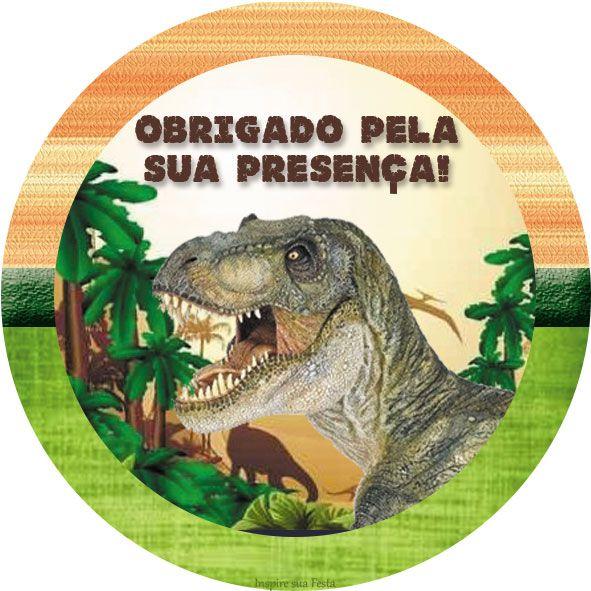 Dinossauros (reais) – Kit Digital Gratuito | Inspire sua festa