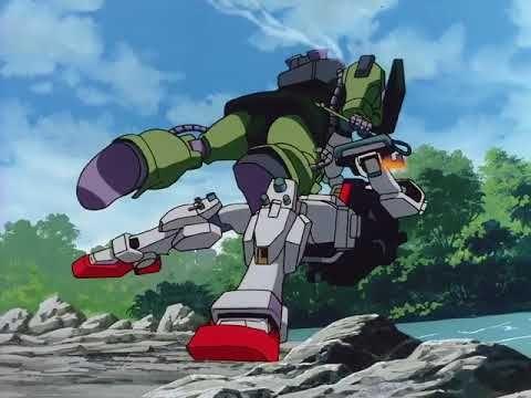 RX-79[G] Gundam Ground Type - YouTube