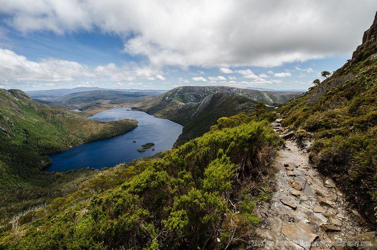 The path to Cradle Mountain, in the Cradle Mountain-Lake St Clair National Park. #cradlemountain #tasmania #discovertasmania Image Credit: Ben Ashmole