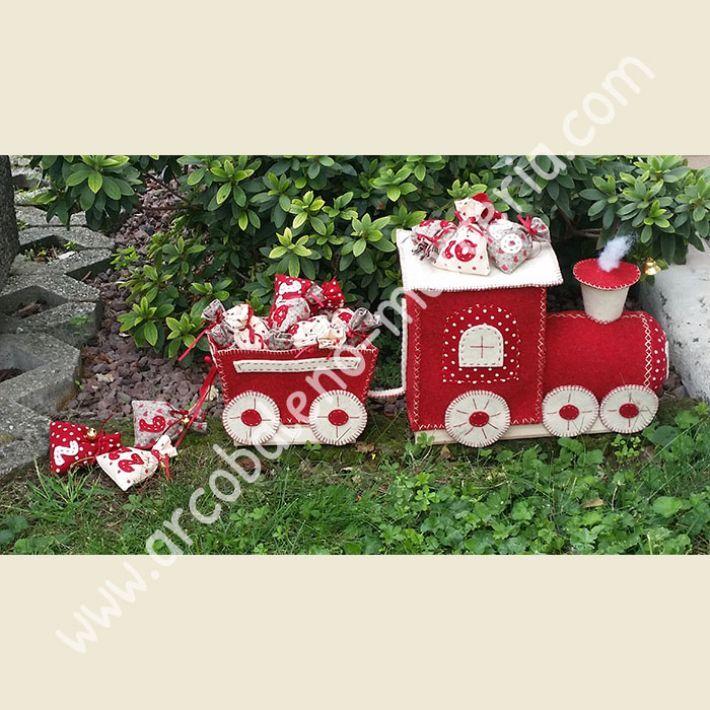 Catalogo prodotti Altri kit natalizi - Arcobaleno Merceria