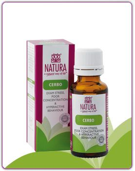 Natura Cerbo - brain fatigue, chronic tiredness, muscle weakness