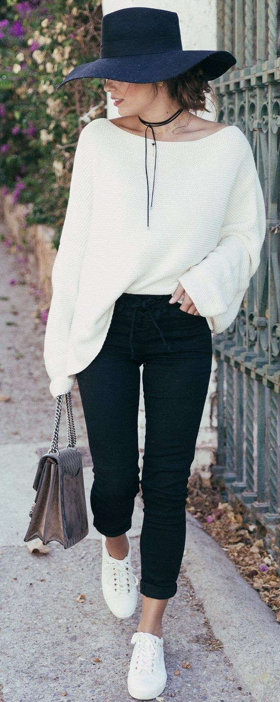 #fall #trends | Black And White