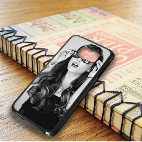 Ariana Grande Sunglasses Samsung Galaxy S6 Edge Case