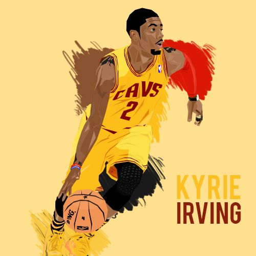 Kyrie Andrew Irving (born March 23, 1992) is an Australian-American professional basketball player who currently plays for the Cleveland Cavaliers of the National Basketball Association (NBA). Description from imgarcade.com. I searched for this on bing.com/images